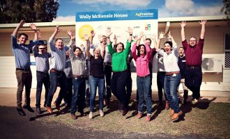 Inaugural AgFrontier Cohort Launches Tech Solutions for Sustainable, Profitable Agriculture